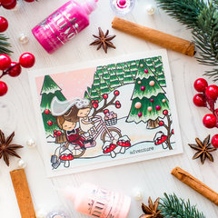 Adventure - Lawn Fawn Holiday Series 2018 DAY 2