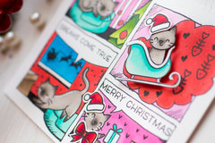 Lawn Fawn Holiday Series 2018 DAY 1