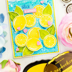 Sunny Studio Stamps | Slice of Summer