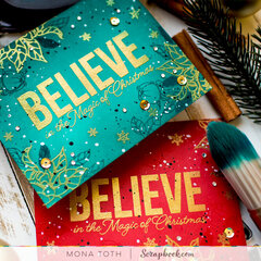 Believe | Scrapbook.com July release