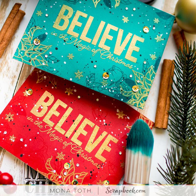 Believe | Scrapbook.com July release