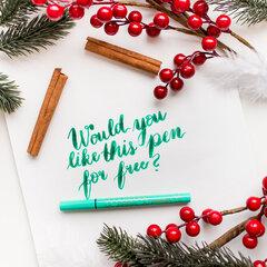 Jane Davenport Ultimate Pen