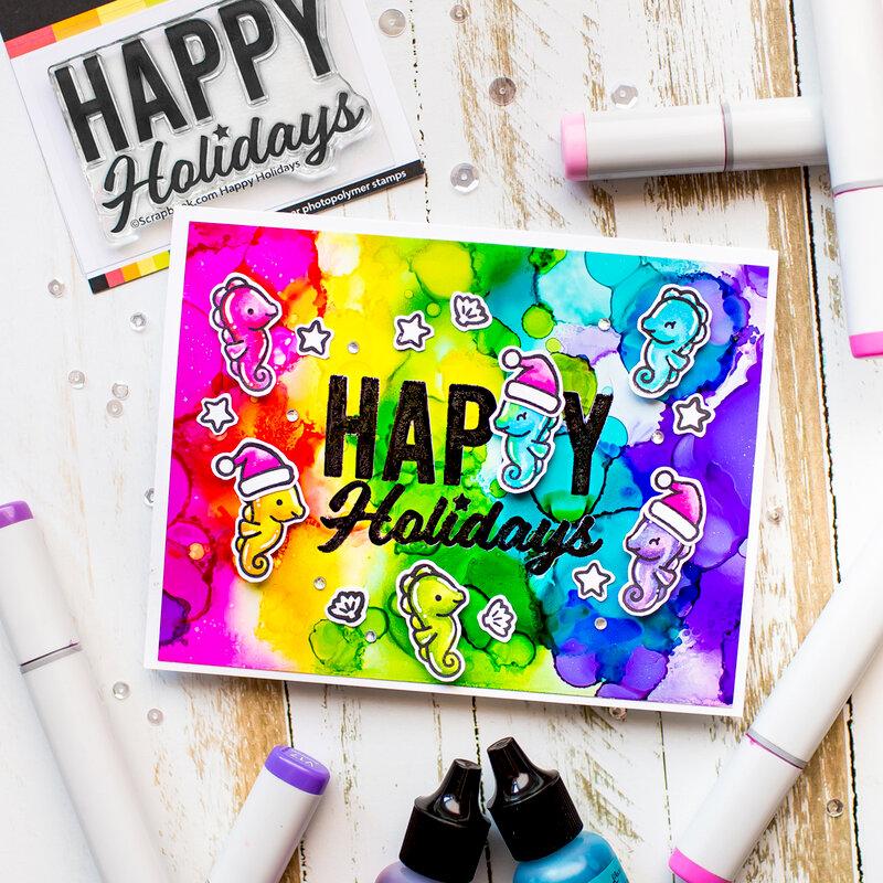 Happy Holidays | Freebie