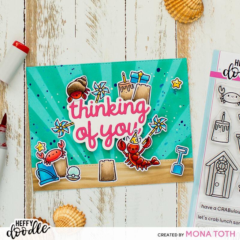 Thinking of you | Heffy Doodle