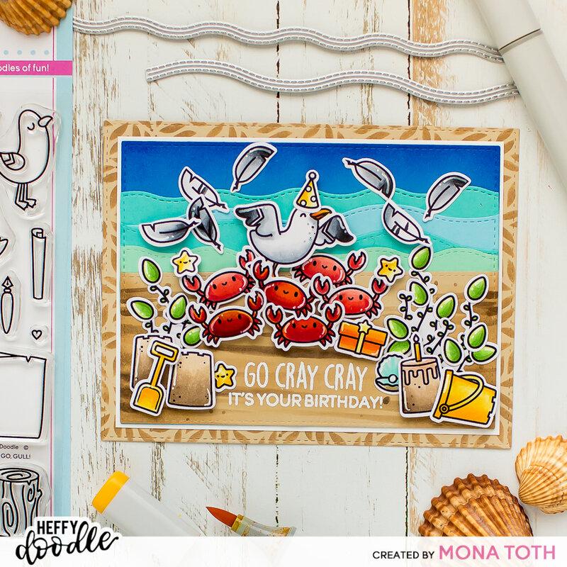 Go cray cray It's your birthday   Heffy Doodle