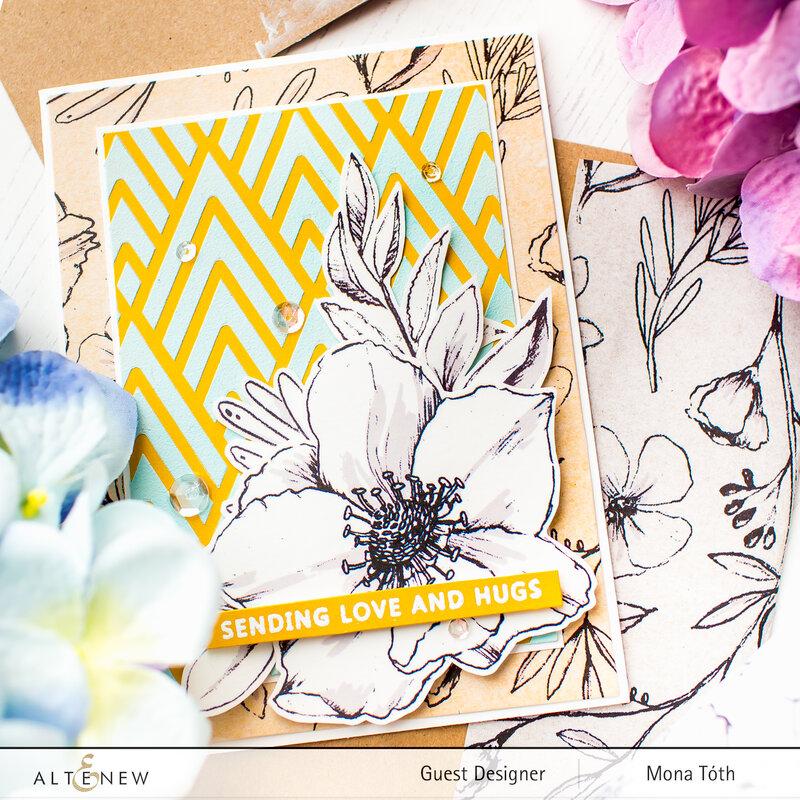 Altenew | Floral Rhapsody