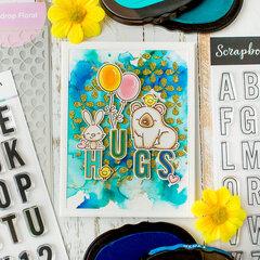Sending Hugs | Doodlebug cuteness