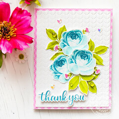 Sunny Studio Stamps | Thank you