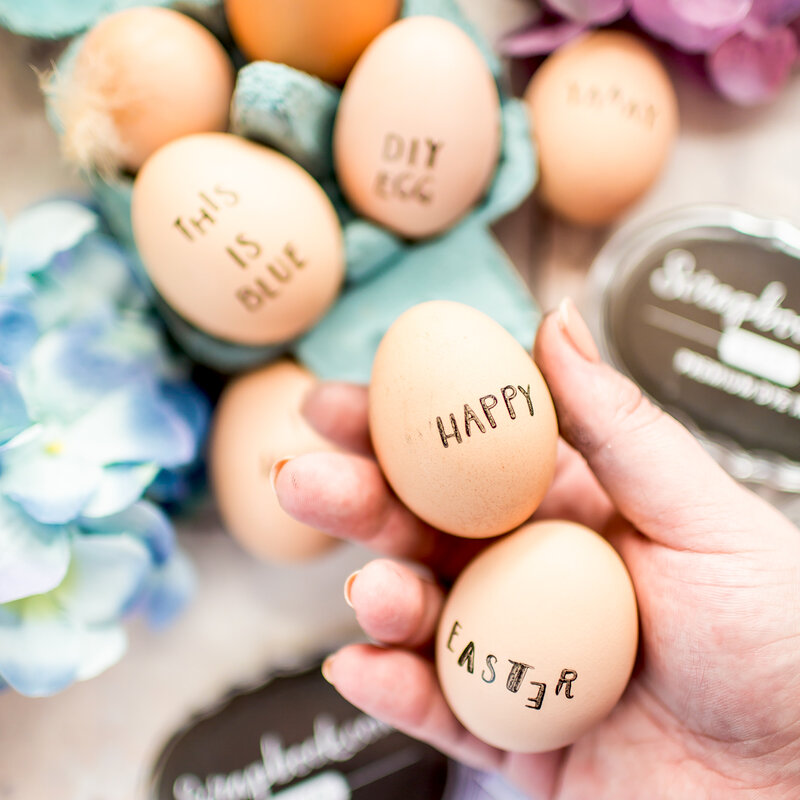 Super Quick Easter Eggs