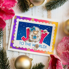 Joy to the world | Video tutorial