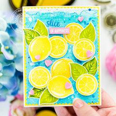Sunny Studio Stamps | Slice of Summer