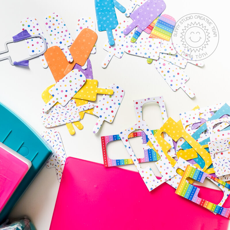Memory Matching Game | Sunny Studio Stamps