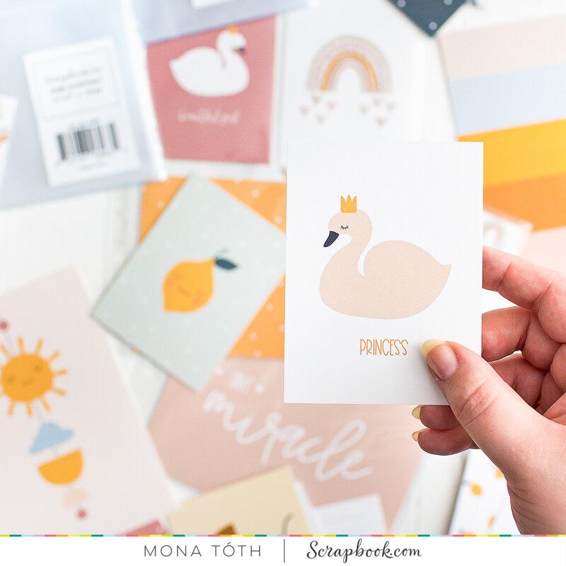 Cute pocket cards