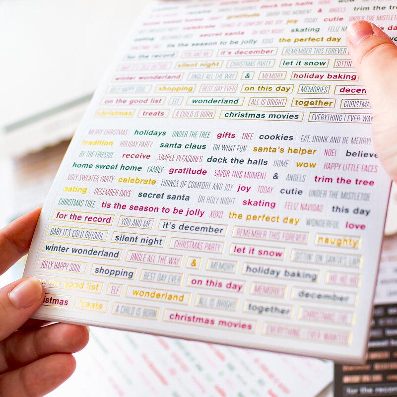 Sticker Book Love