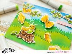 Pasta La Vista | Heffy Doodle Video tutorial