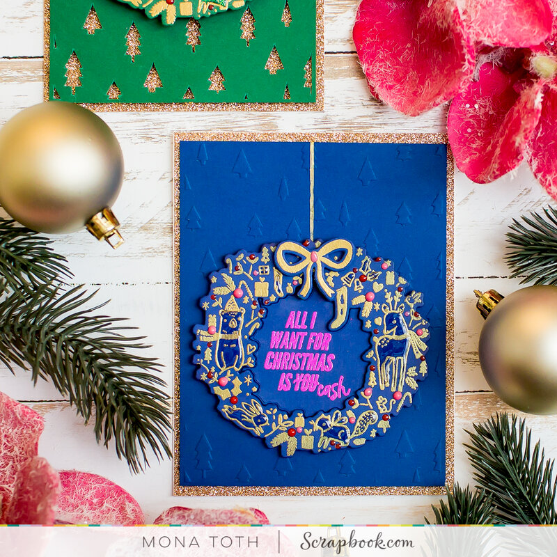 Make It Jolly | Cards with Digital Cut Files
