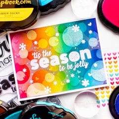 Tis the season | Rainbow card