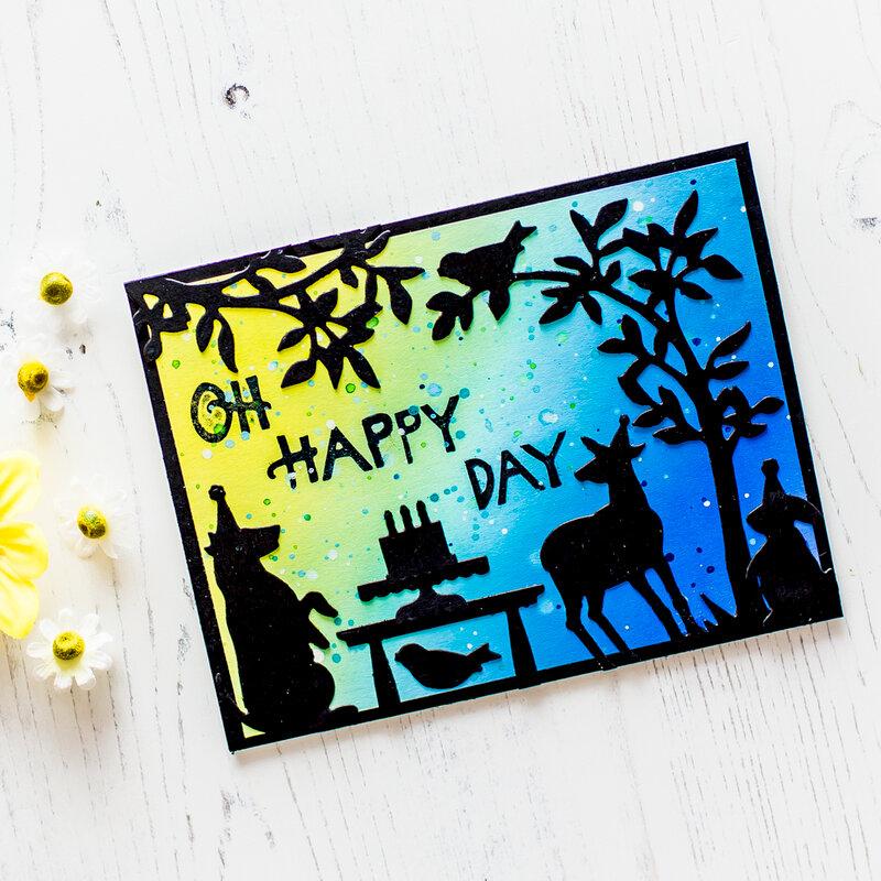 Spellbinders | Oh Happy Day
