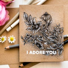 Coloring tutorial | I adore you