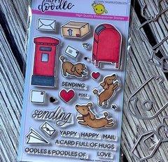 Heffy doodle stamp set