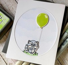 Sunny studio stamps - Birthday card