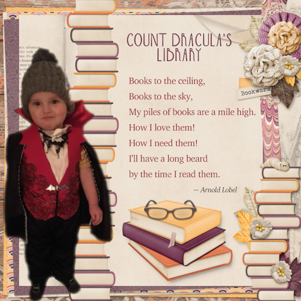Count Dracula's Library
