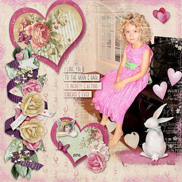 Love Always-Pretty in Pink