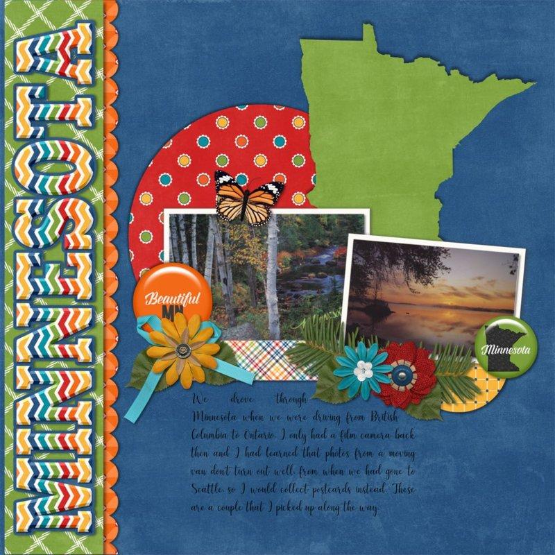Connie Prince - Travelogue - Minnesota