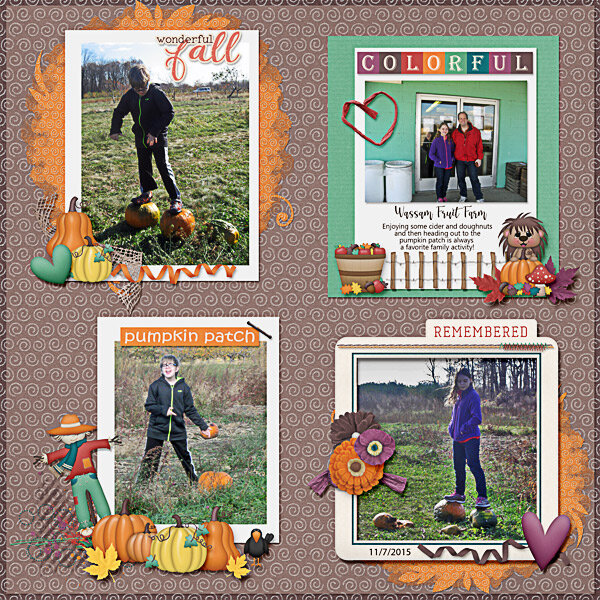 2015 Pumpkin Patch Family Fun