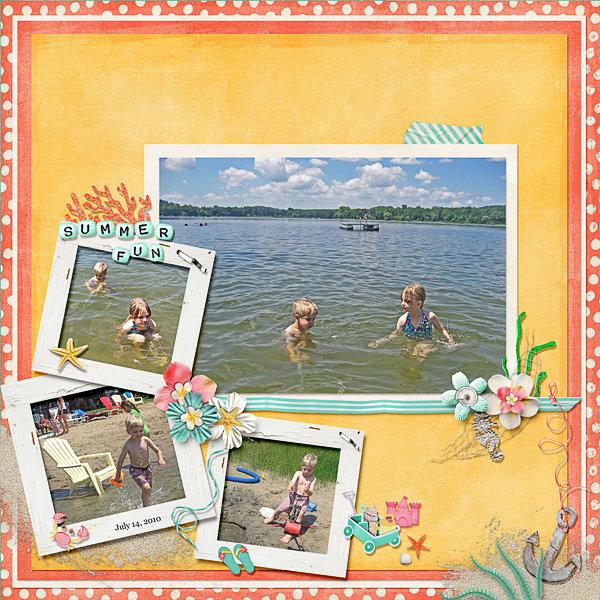 Summer Fun at the Lake