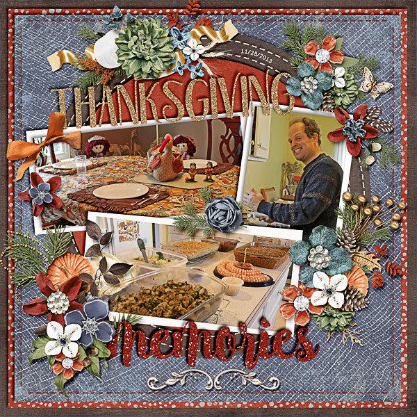 2013 Thanksgiving Memories