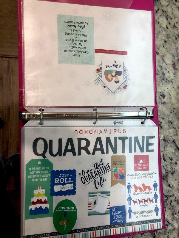 Coronavirus Quarantine. The New Normal