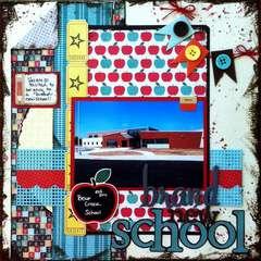 Brand New School (Scraptastic Club)