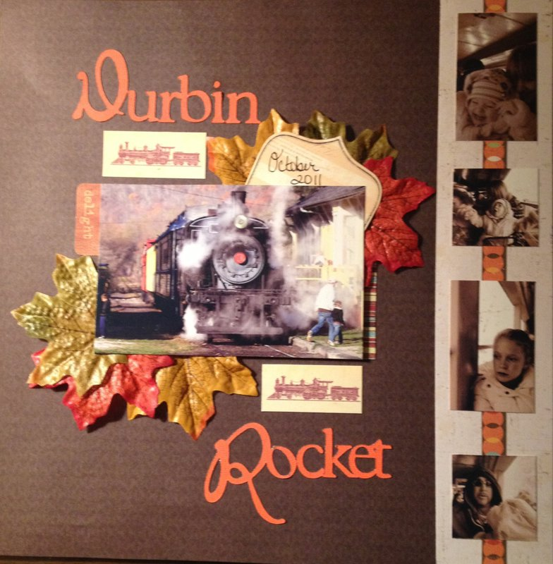 Durbin Rocket Train Ride