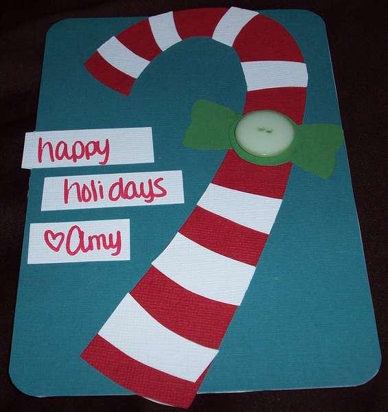 Happy Holidays [heart] Amy