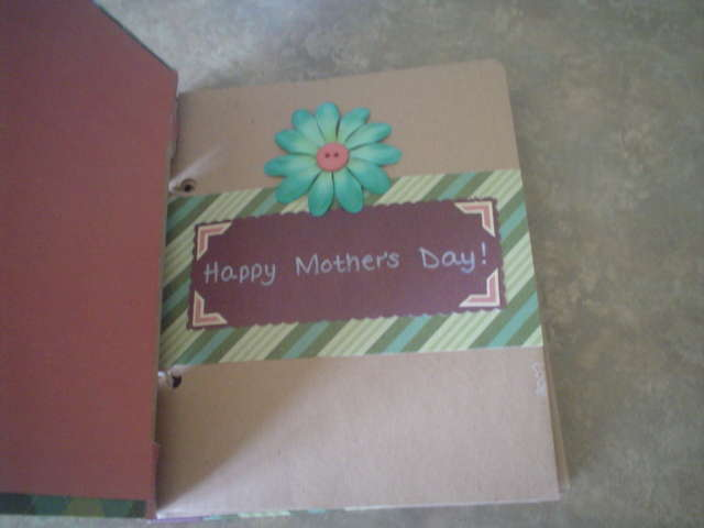 Quotes for Mom Altered Board Book