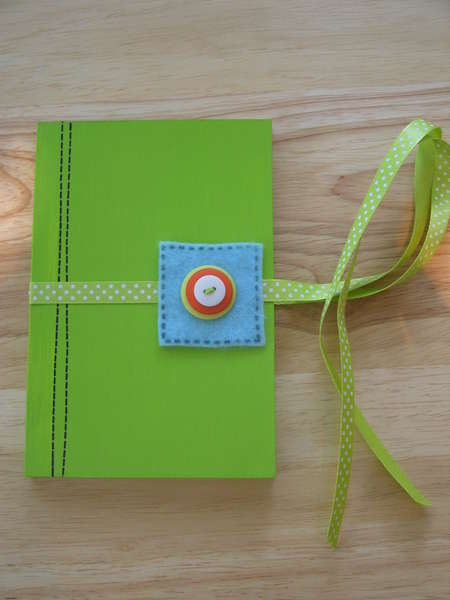 Green with Envy Notebook