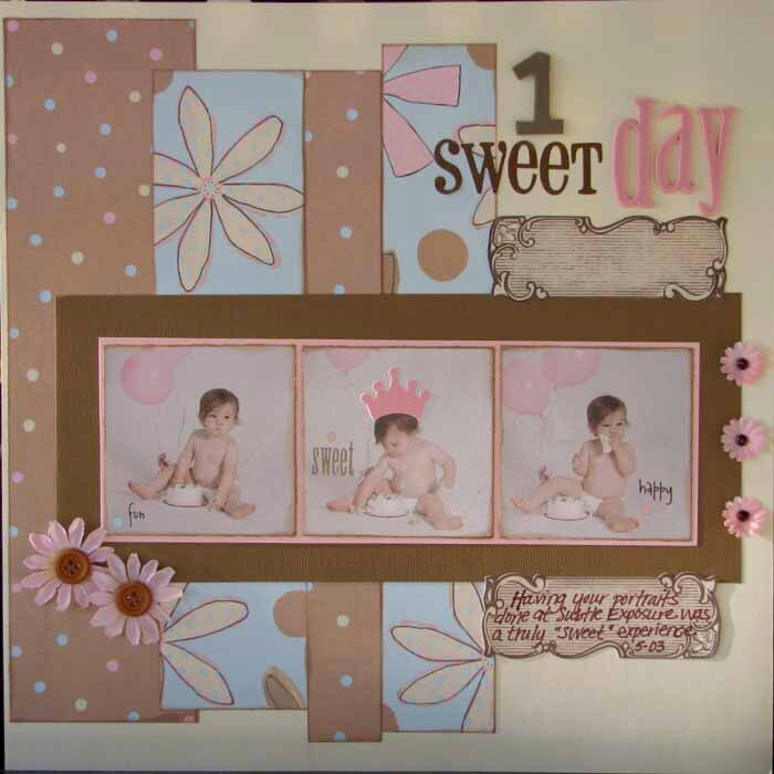 1 sweet day