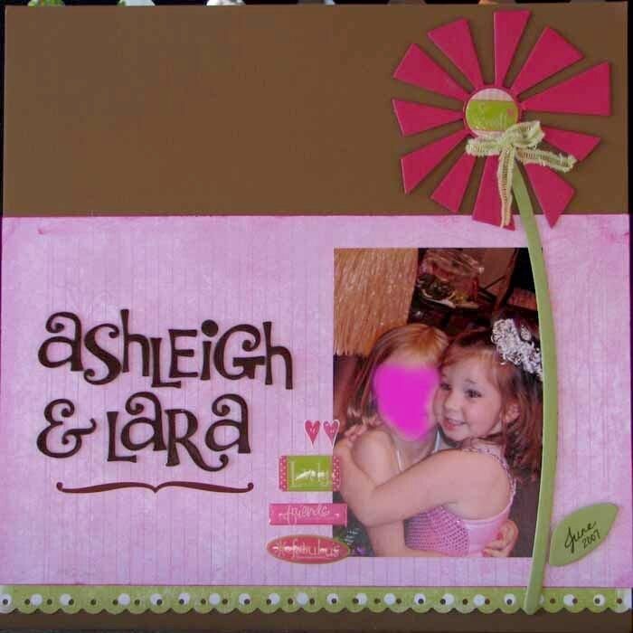 Ashleigh & Lara
