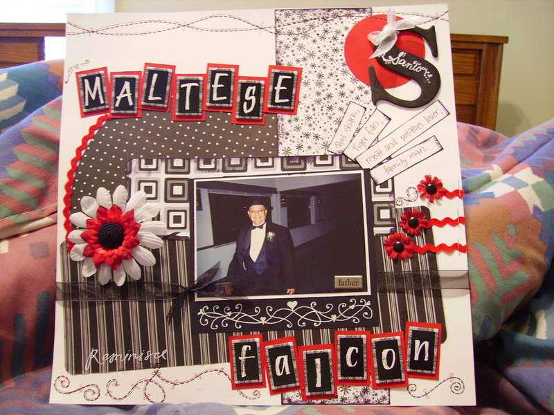The Maltese Falcon (Dec 22)