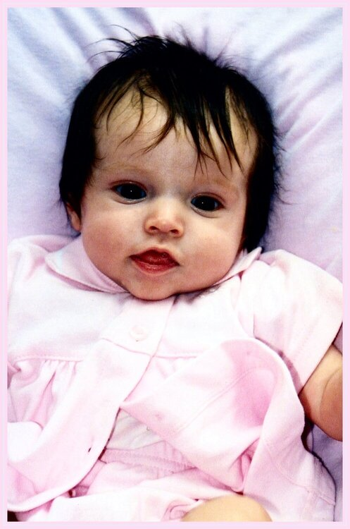 Heaven Elizabeth 3 months