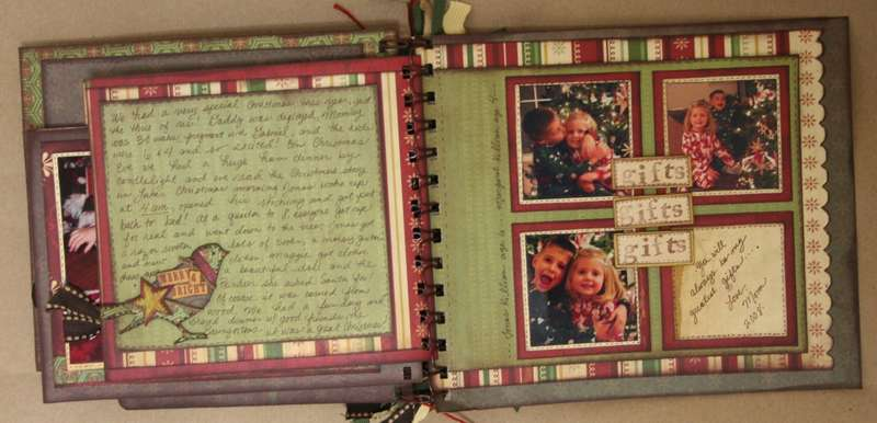Have Yourself A Merry Little Christmas Mini Album!
