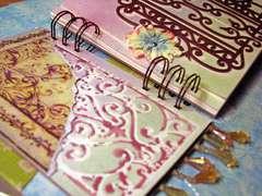 Enchanted Garden - BELIEVE book inner
