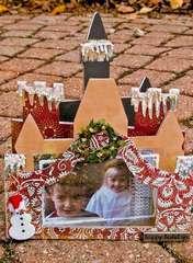 Santa's Castle Book