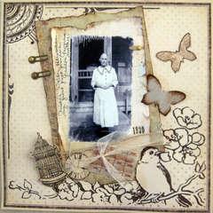 great great grandma herrmann