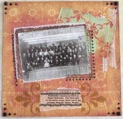 1914 Family Reunion