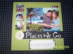 Places We Go Title Page
