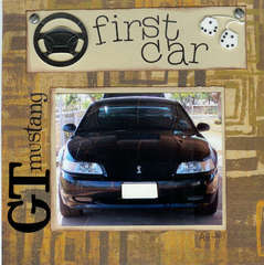 First Car (left side)