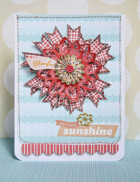 Just a Little Sunshine *American Crafts*