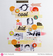 Cool Kid | Pink Paislee